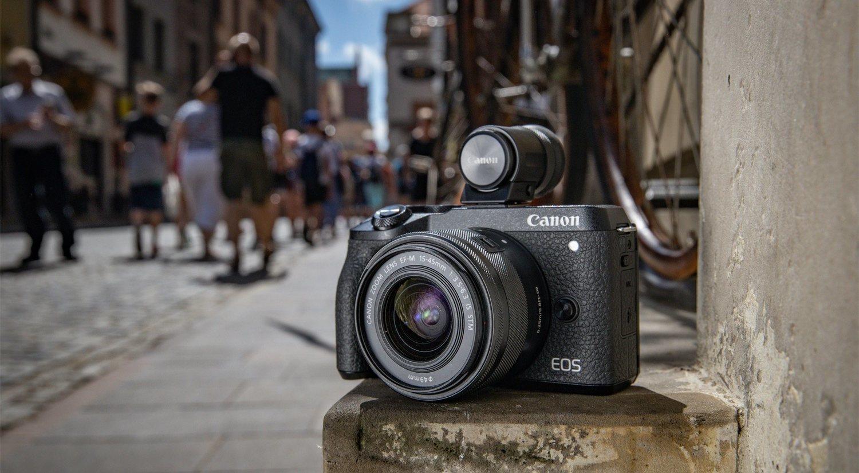 Canon EOS 90D y EOS M6 Mark II: precio y características