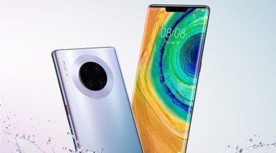 Huawei Mate 30 y Mate 30 Pro: características, precio y ficha técnica