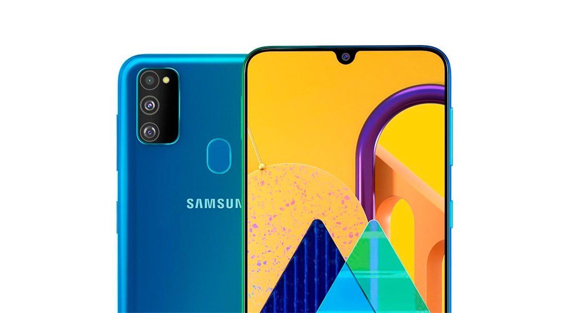 Samsung Galaxy M30s: características, precio y ficha técnica