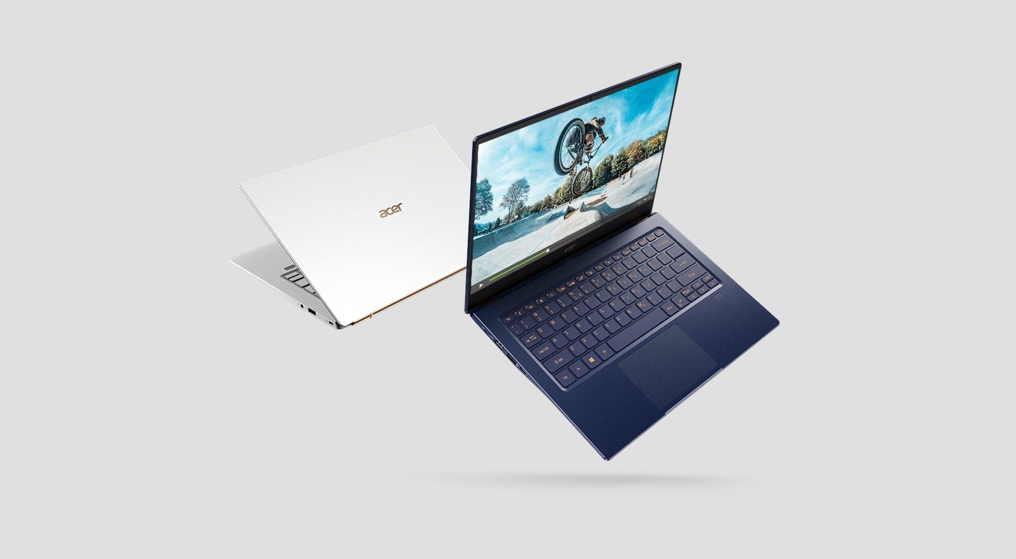 Acer Swift 5, Acer Swift 3 y Acer Aspire C: características, precio y ficha técnica
