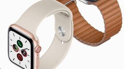 Apple Watch Series 5, ahora con pantalla siempre encendida