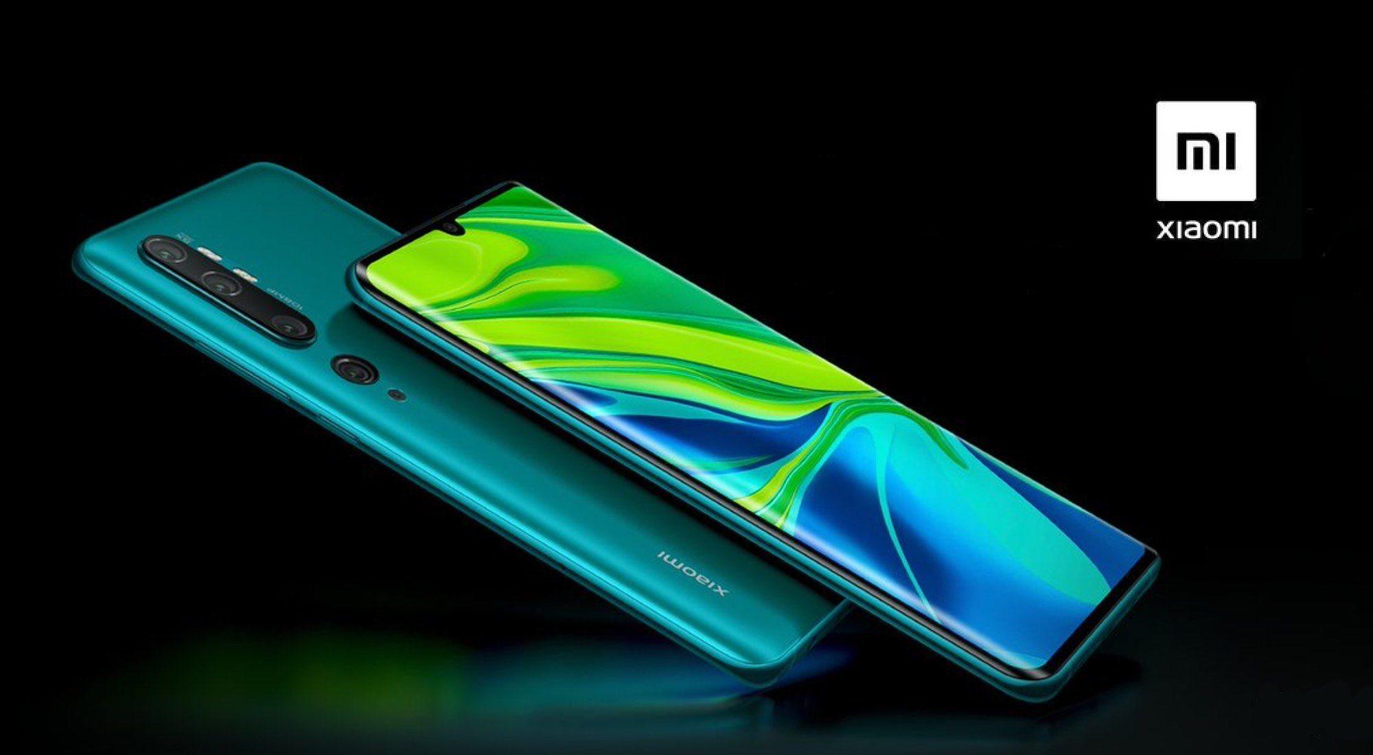Xiaomi Mi Note 10: características, precio y ficha técnica