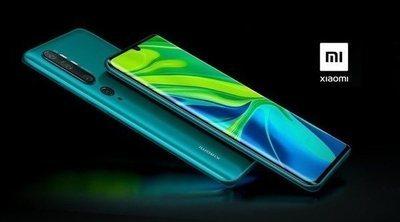 Xiaomi Mi Note 10 y 10 Pro: características, precio y ficha técnica