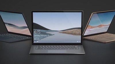 Microsoft Surface Laptop 3: precio y características