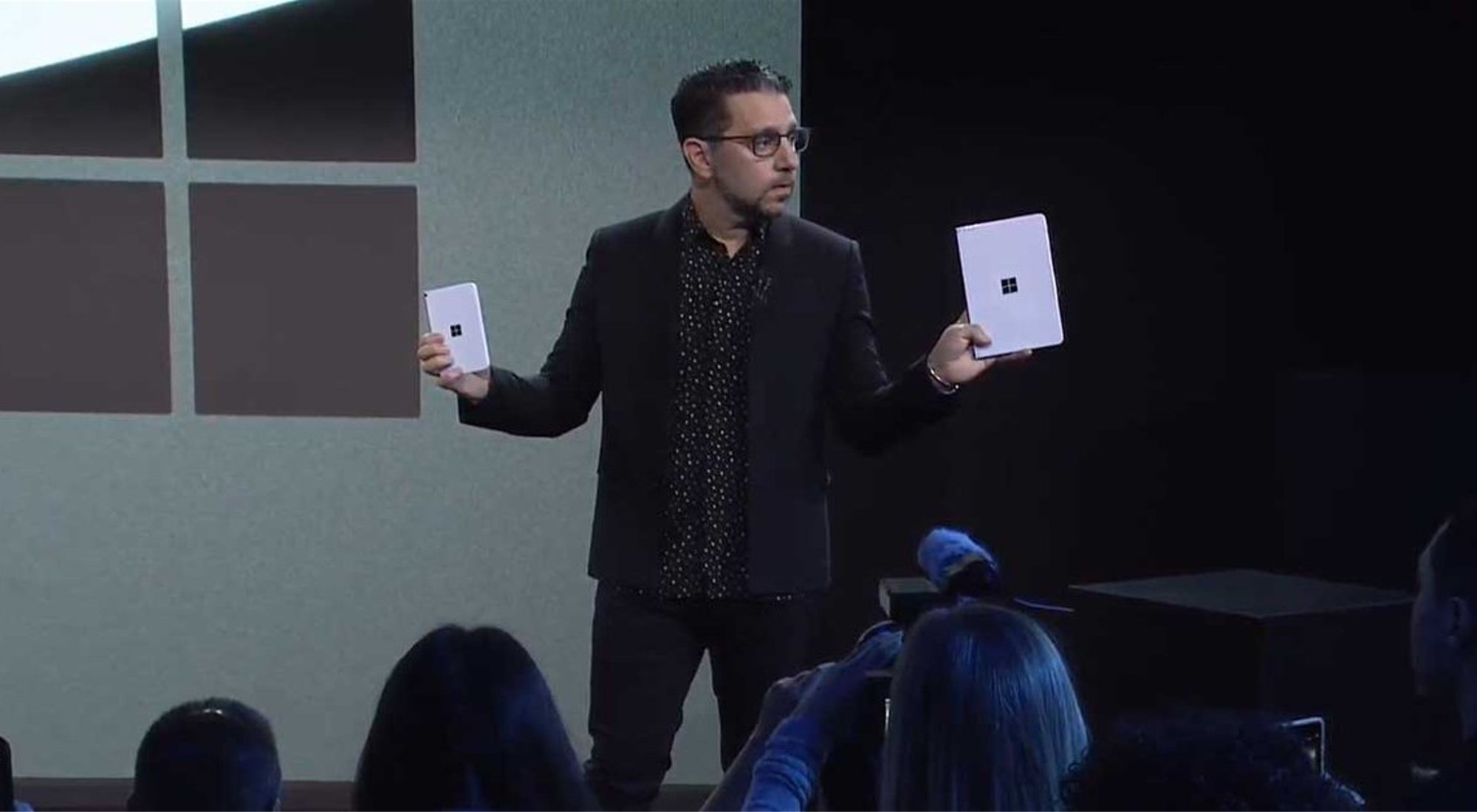 Microsoft Surface Neo y Surface Duo: características