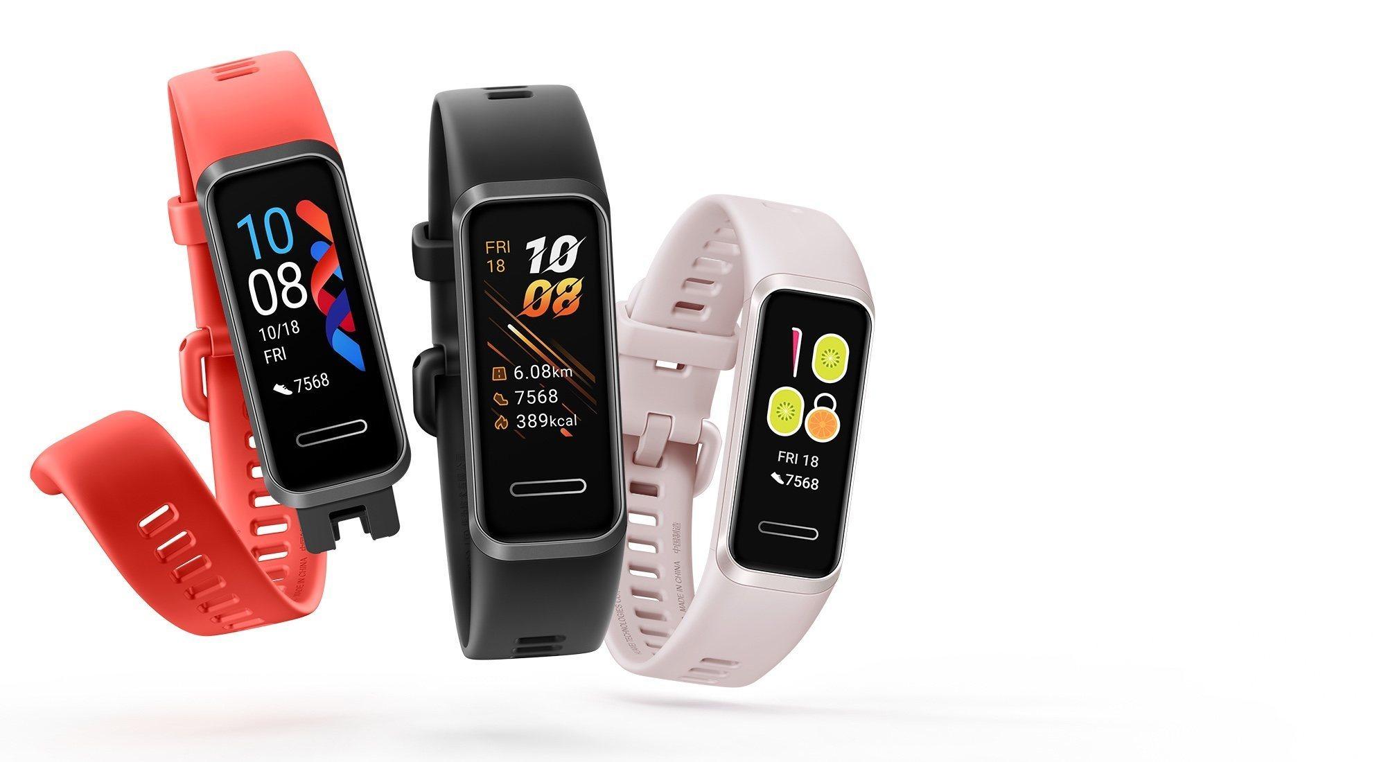 Huawei Band 4: características y precio