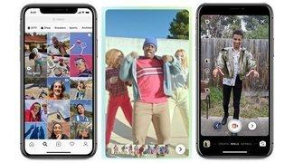 Instagram lanza 'Reels', una función idéntica a TikTok