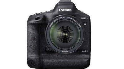 Canon presenta su nueva EOS-1D X Mark III, la nueva estrella de su catálogo