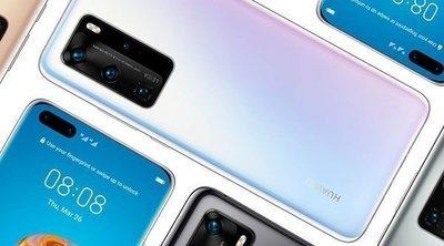Huawei P40, P40 Pro y P40 Pro+: características, precio y ficha técnica
