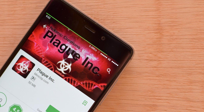 Plague Inc. y el coronavirus: en China lo vetan y en el resto del mundo suben las descargas