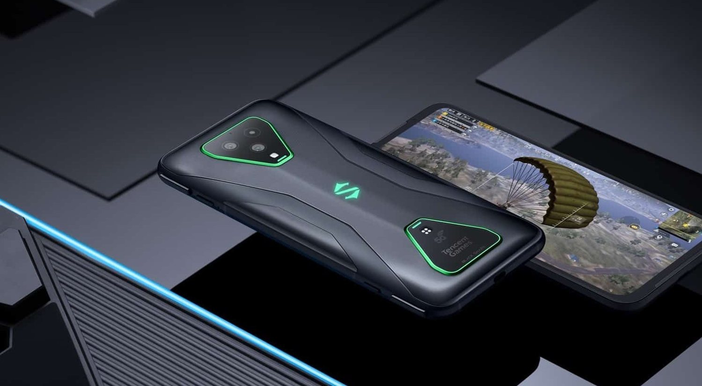 Black Shark 3 y 3 Pro: características, precio y ficha técnica