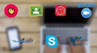Las 7 apps más descargadas durante la cuarentena del coronavirus en España