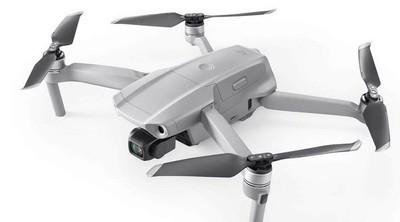 Dron DJI Mavic Air 2: más potencia y más resolución