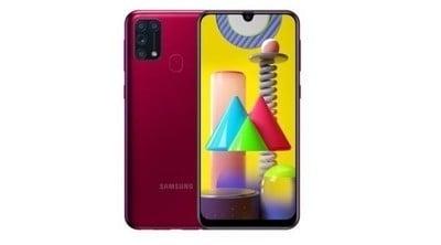 Samsung Galaxy M31: precio, características y ficha técnica