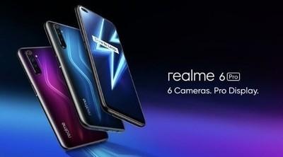 Realme 6 Pro: características, precio y ficha técnica