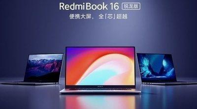 Xiaomi RedmiBook 16 y RedmiBook 14 II: características, precio y ficha técnica