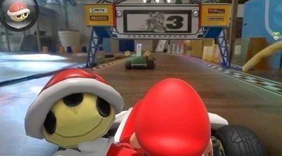 Mario Kart Live, Home Circuit: la casa sería un circuito perfecto... si fuera grande