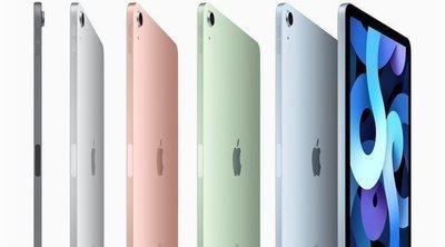 Apple iPad Air 2020: nuevo diseño más Pro en colores