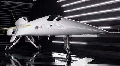Boom XB-1: así es el nuevo avión supersónico 17 años después del Concorde