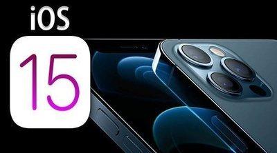 iOS 15: rumores, novedades y fecha de lanzamiento del software de Apple