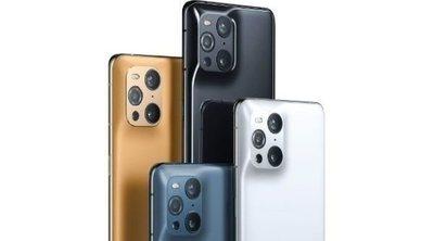 OPPO Find X3 Pro, Lite y Neo: precio, especificaciones y ficha técnica
