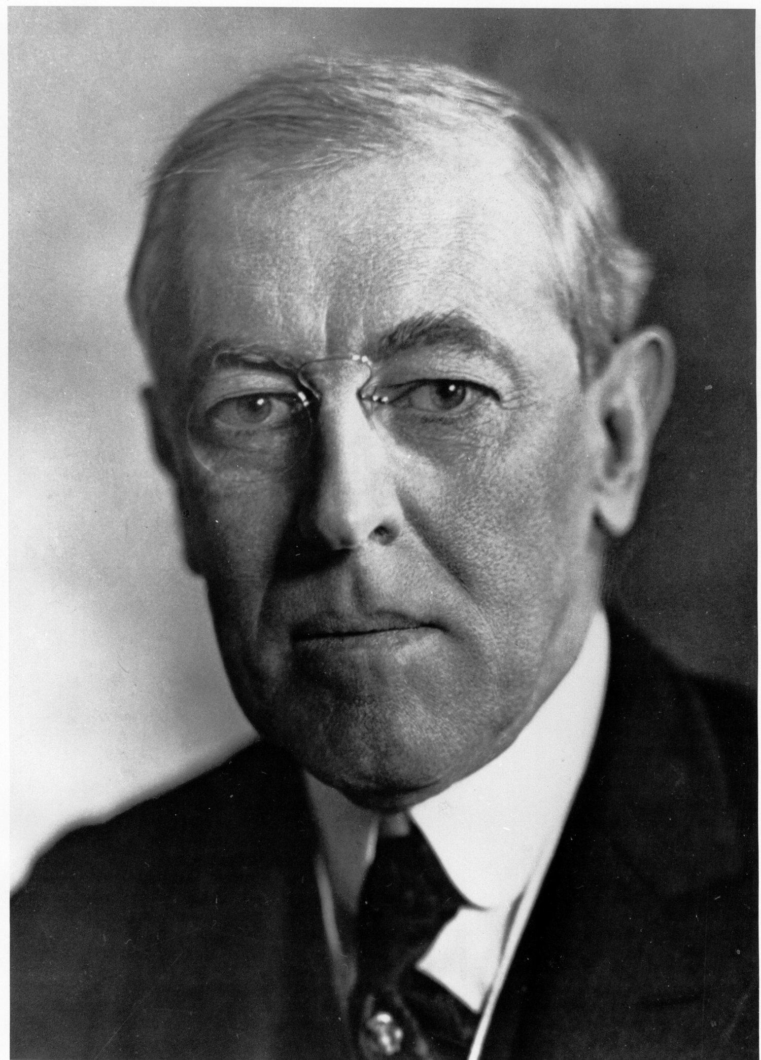 El presidente norteamericano, Woodrow Wilson, expuso por primera vez la idea de crear una Sociedad de Naciones en 1918.
