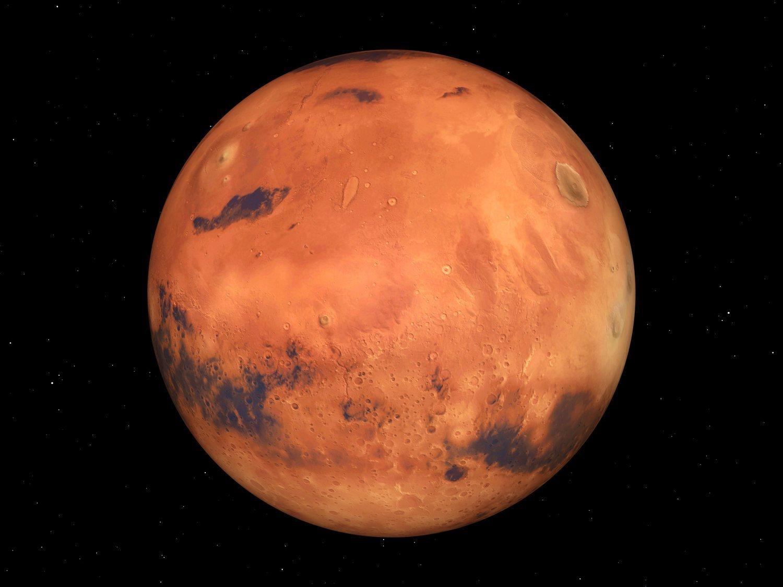 Los viajes tripulados a Marte han sido objeto de numerosas teorías futuristas.