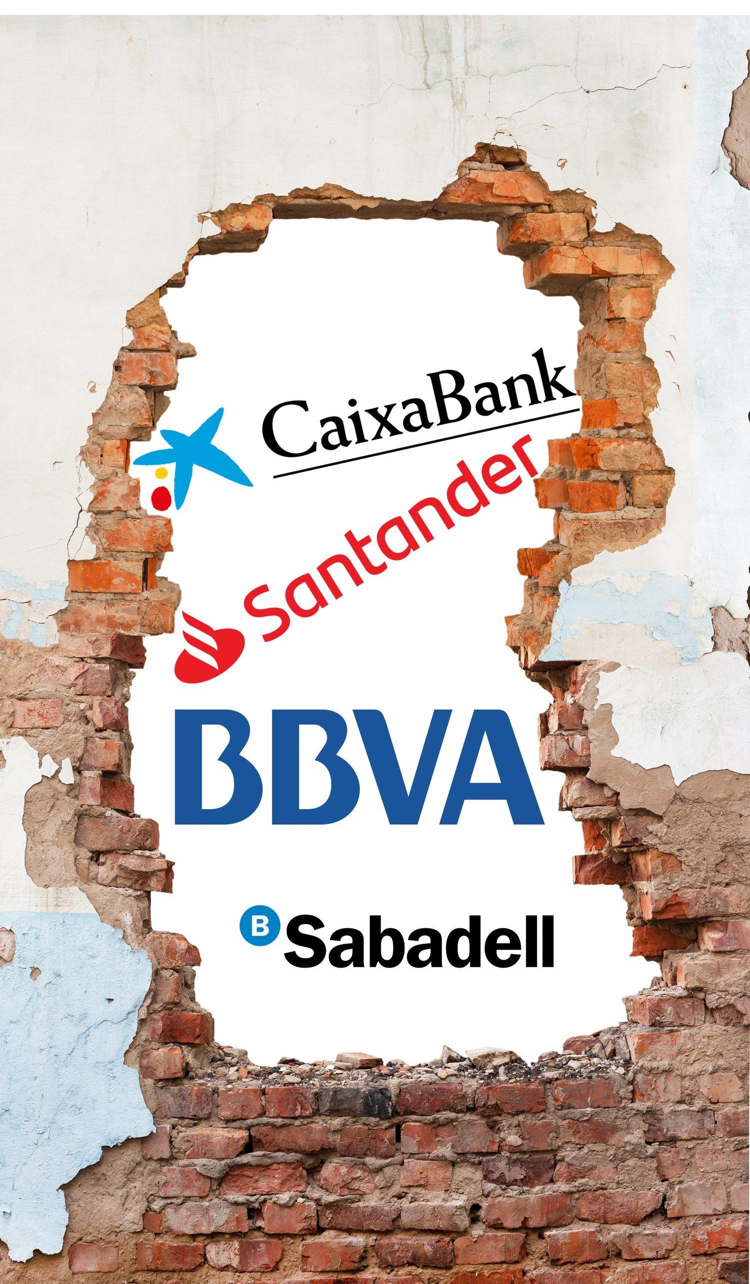 Los bancos sancionados por organizar un cártel financiero