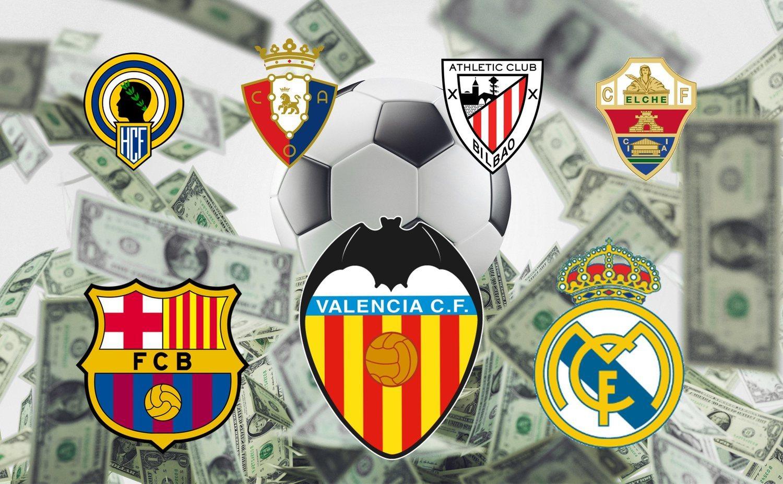 De todos los clubes sancionados por la CNMC, el Valencia CF fue el más afectado