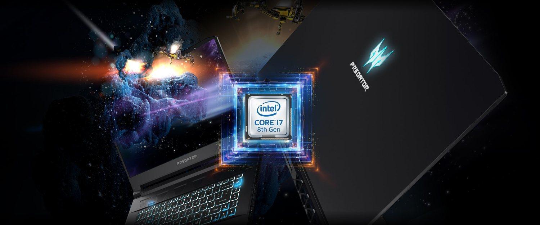 Tanto la CPU como la GPU son la base de estos portátiles