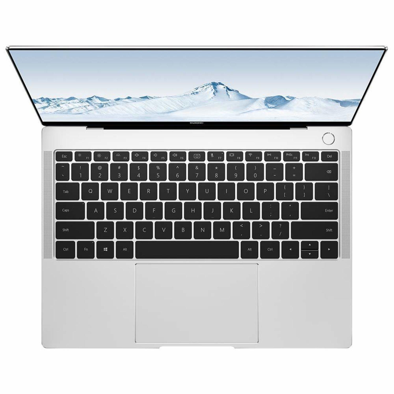 La pantalla amplia y táctil, junto al breve recorrido de las teclas, hacen de este portátil una gran herramienta de trabajo.