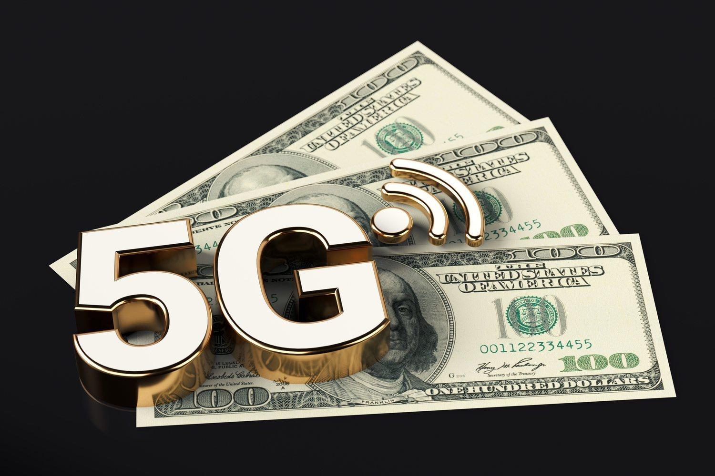 El precio a pagar para utilizar la red 5G en todo el terreno será alto