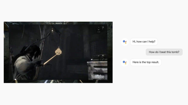 Google Assistant nos ayudará a pasar las pantallas más difíciles del juego.