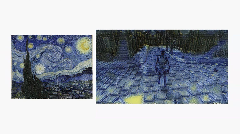 Podremos sumergirnos en 'La noche estrellada' de Van Gogh.