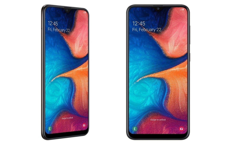 El diseño se adapta a los rasgos de la nueva serie Galaxy A