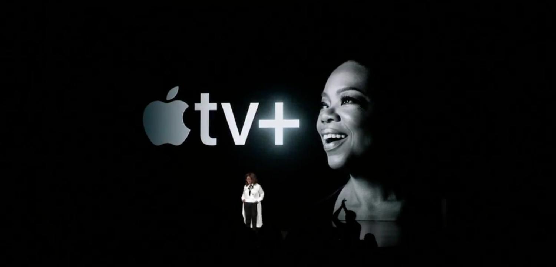 Oprah Winfrey, el arma de Apple para batir a Netflix.