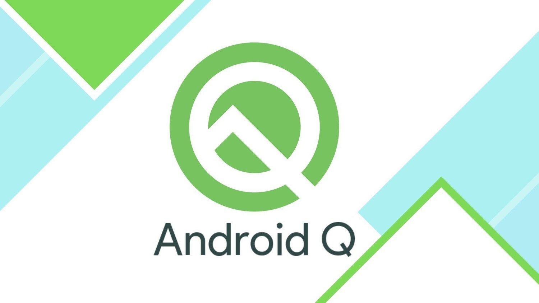 Logotipo del nuevo Android Q