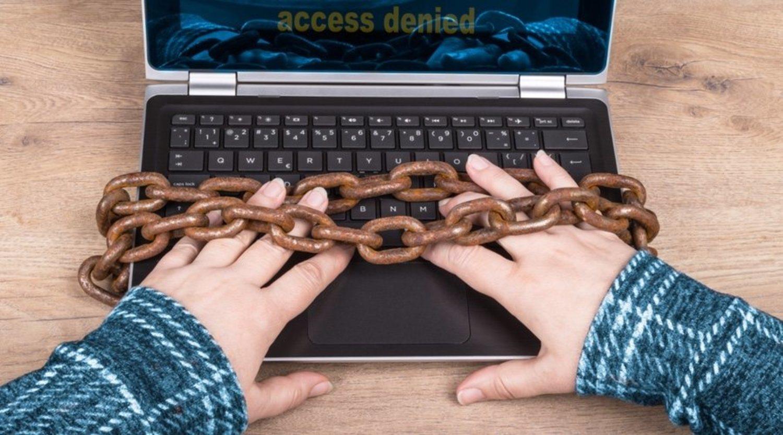 Dejar este control sobre la información a una empresa tiene sus riesgos