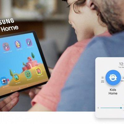 El Samsung Galaxy Tab 10.1 2019 cuenta con 'Modo niños'