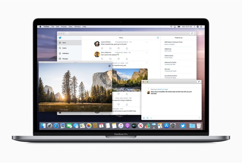El nuevo sistema operativo para Mac se ha bautizado como Catalina