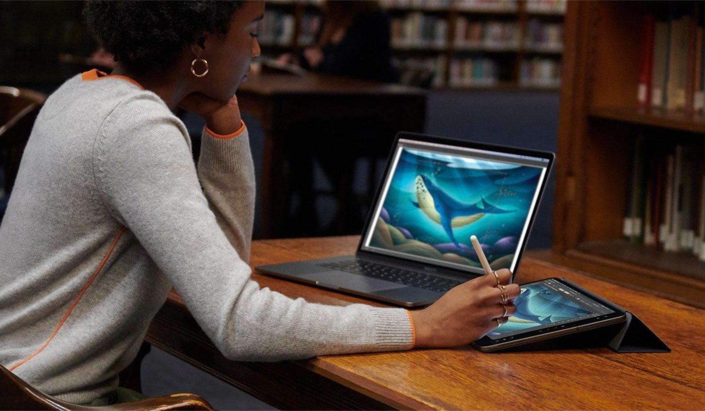 Sidecar es como se conoce a la función de ampliar la pantalla al iPad