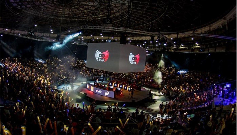 Los estadios de eSports cada vez son más espectaculares y tienen más capacidad