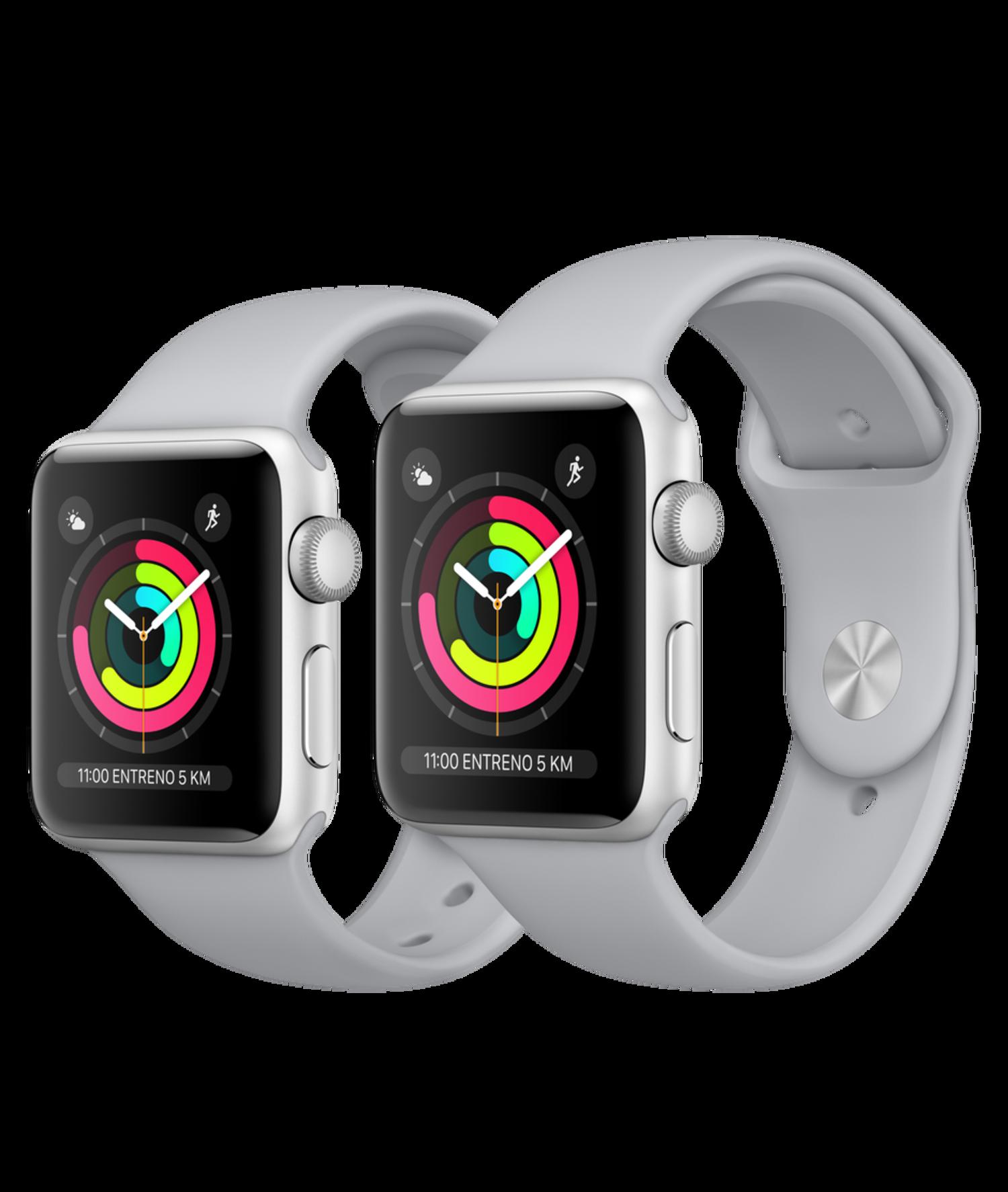 Tecera generación del Apple Watch