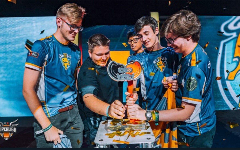 Team Queso se consolida como equipo a tener en cuenta para todas las competiciones