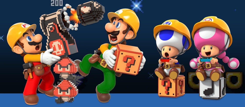 En Super Mario Maker puedes crear tus propios niveles de Mario, y algunos son realmente complicados