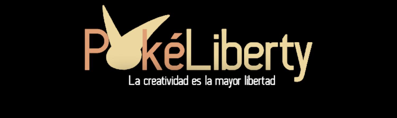 Logotipo de Pokéliberty, el blog organizador de este evento