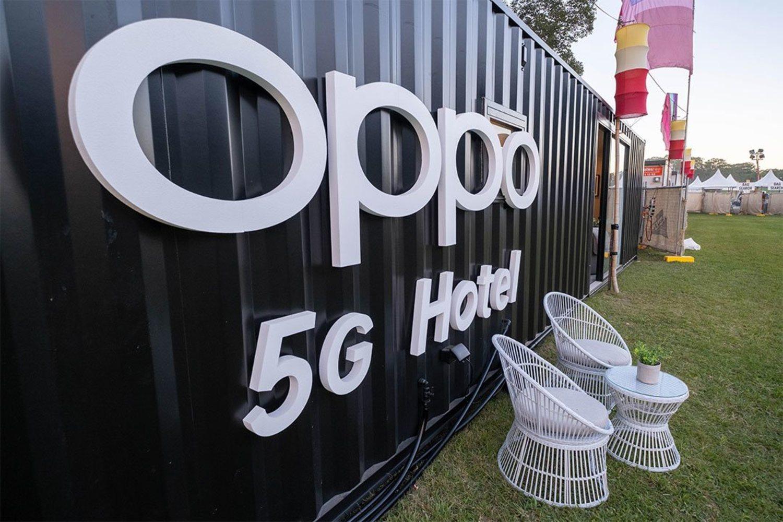 Una habitación de 10 metros cuadrados equipada con la tecnología 5G.
