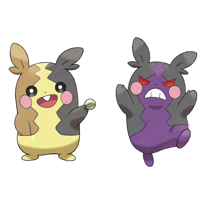 Morpeko, un nuevo pokémon con la novedad de la mutación.