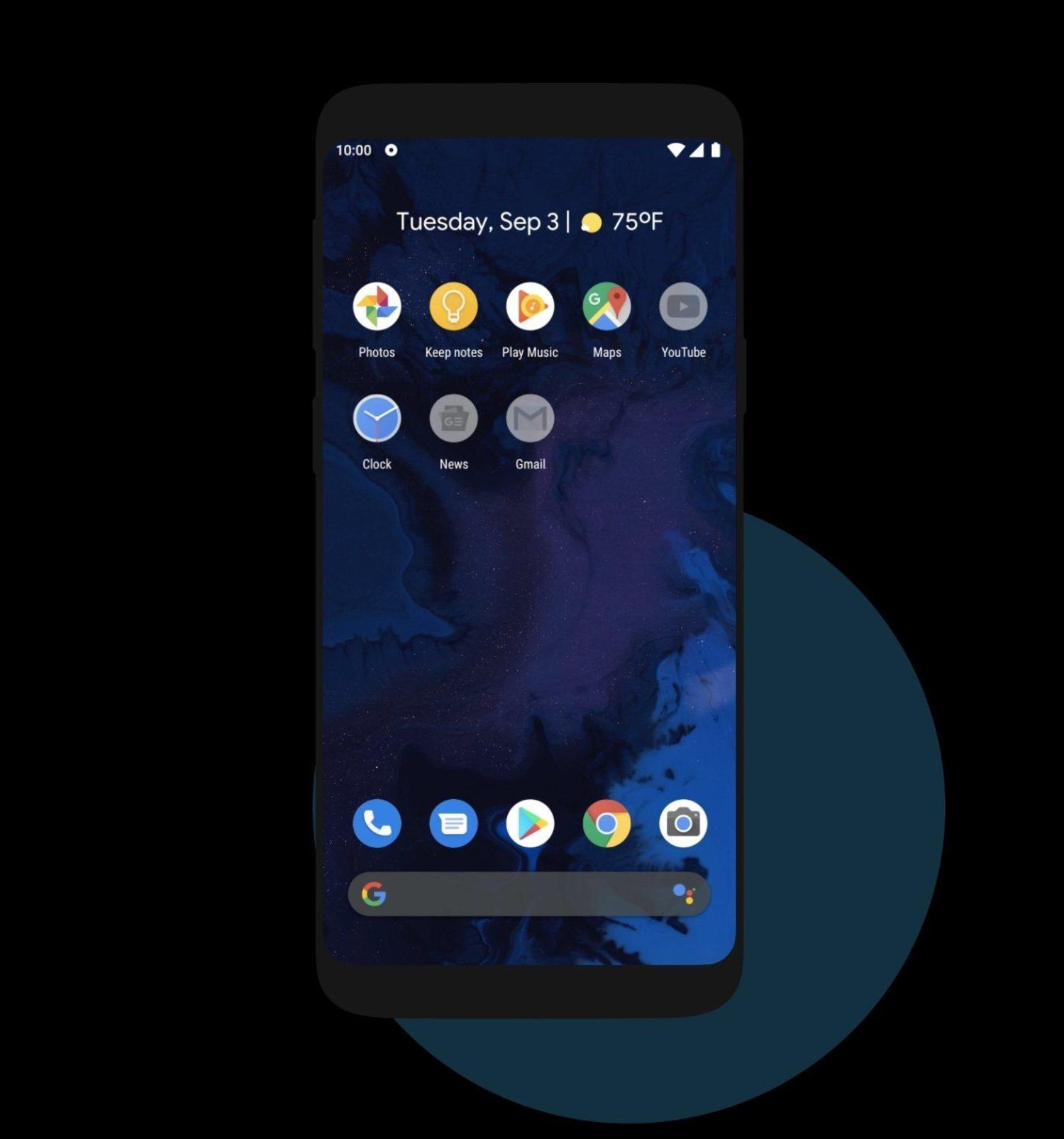 Las apps vetadas por Focus Mode pasarán a un tono gris.