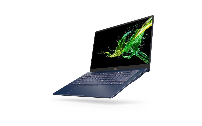 Ligereza y rendimiento, las claves del nuevo Acer Swift 5.